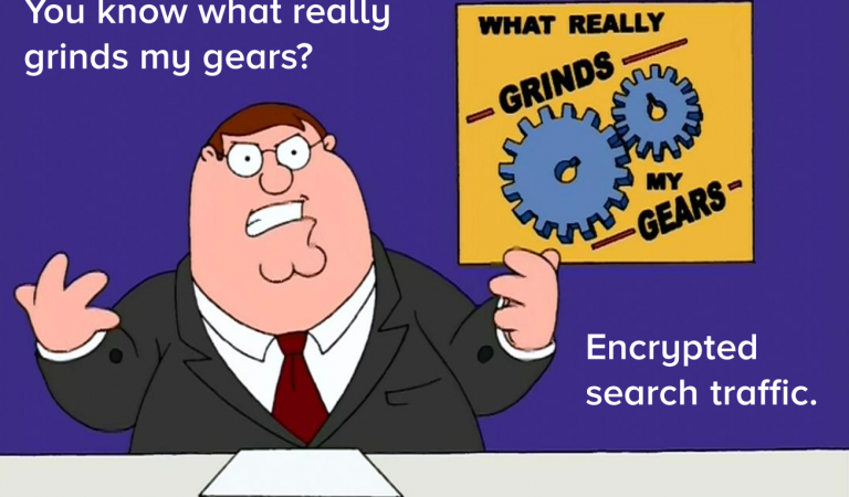 Encrypted search queries