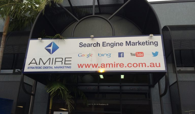 Amire first office