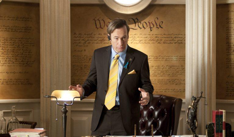 Saul Goodman - Bob Odenkirk