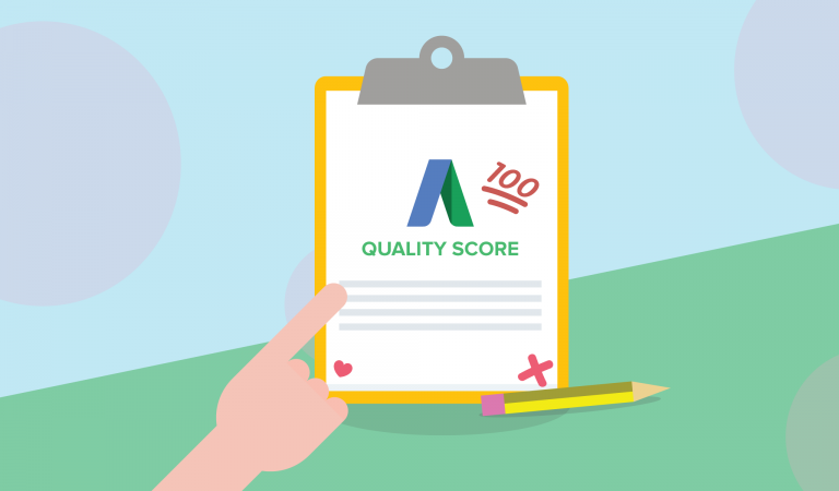 Explanation of AdWords Quality Score