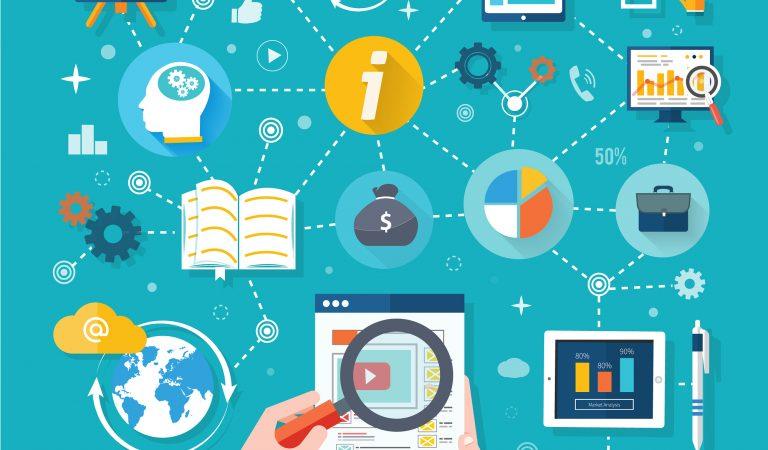SEO Search Engine Optimisation trend statistics infographics