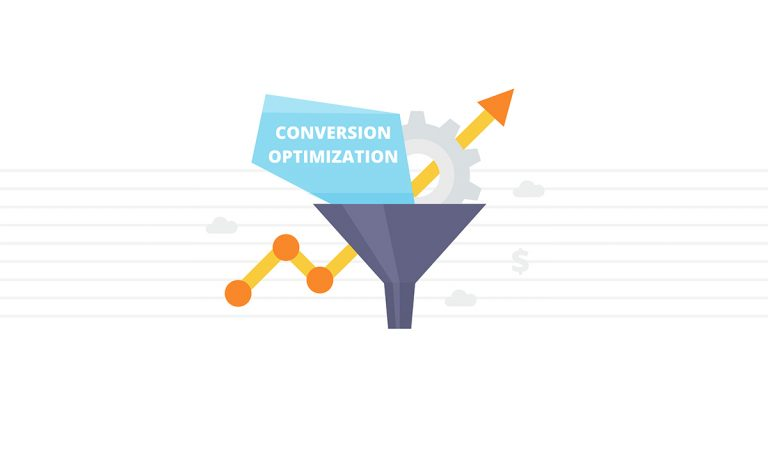 conversion rate optimisation graphic