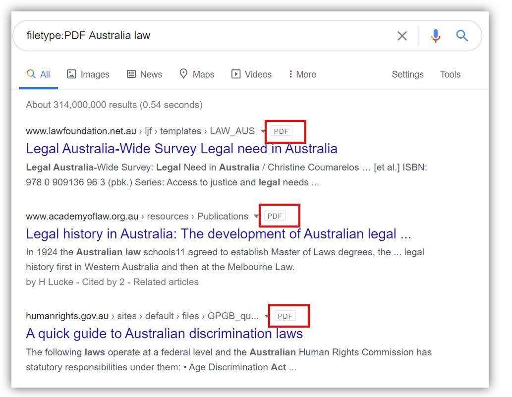 PDF Google